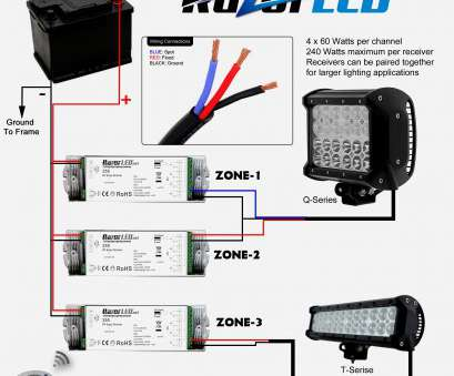 14 Top How To Wire Multiple, Light Bars Solutions - Tone Tastic