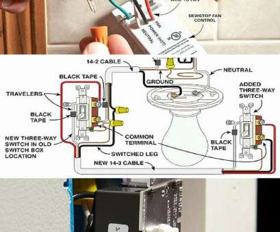 19 Perfect How To Wire, Way Switch With 14-3 Photos - Tone Tastic