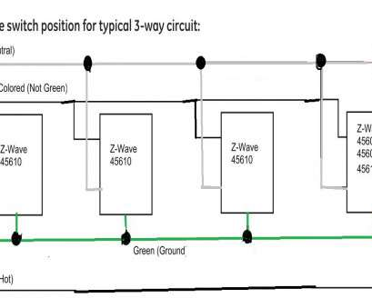 How To Wire, Way Switch With Four Lights Cleaver 3, Dimmer Switch