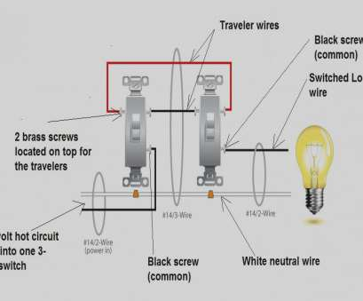 20 Best How To Wire, Way Switch With Power In, Middle Ideas - Tone