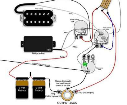 11 Cleaver Humbucker 3, Switch Wiring Photos - Tone Tastic