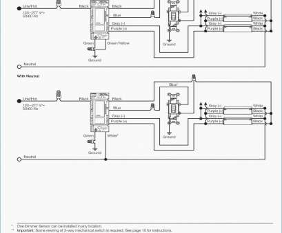 15 Best Lutron Three, Switch Wiring Diagram Images - Tone Tastic