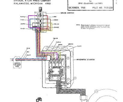 Magnetic Switch Wiring Diagram Wiring Diagram