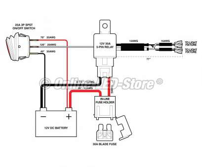 Marine Rocker Switches With Light Wiring Diagram Marine Switch
