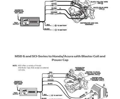 Msd, Wiring Diagram Lt1 Cleaver Ambassador, Ignition Coil, Ignitor