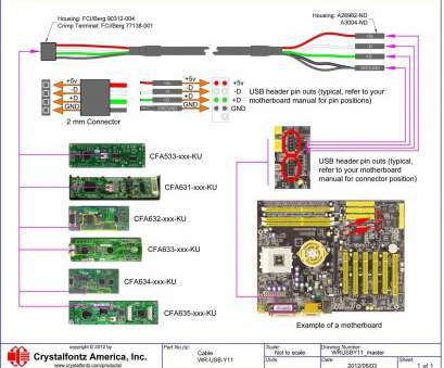 Rj45 To, Wiring Diagram Practical Hdmi To, Cable Wiring Diagram