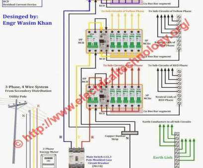 15 Nice Three Phase Electrical Wiring Diagram Solutions - Tone Tastic