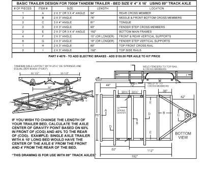 18 Creative Utility Trailer Electrical Wiring Diagram Collections