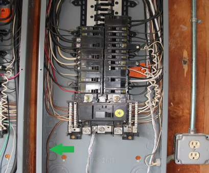 Wire Gauge, Amps, Panel Professional How To Wire A, Amp Service