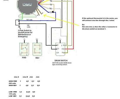 Wiring A Motor Reverse Switch Professional Wiring Diagram Phase