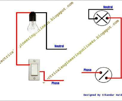 11 Creative Wiring Diagram, Ceiling, With Light Uk Images - Tone Tastic