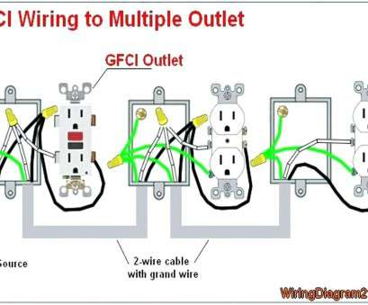 Wiring Two Gfci Schematic Download Wiring Diagram