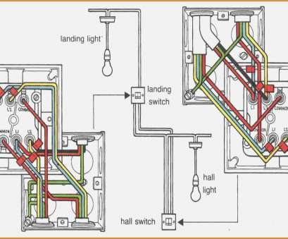 Wiring, Gang Light Switch Simple Wiring Diagram, 3 Gang Light Switch