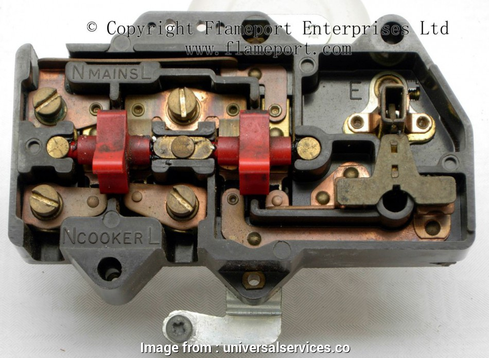 13 Nice Wiring A Cooker Switch With Socket Images - Tone Tastic