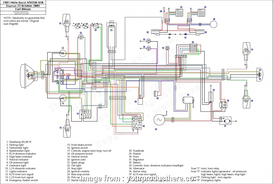 Wiring Diagram Yamaha, 135 Electrical Professional Best Yamaha