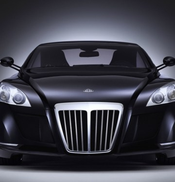 Celebrity Cars - Jay Z is a boss with his Maybach Exelero