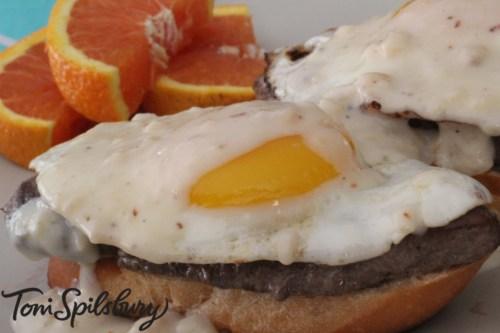 Medium Of Steak And Eggs Recipe