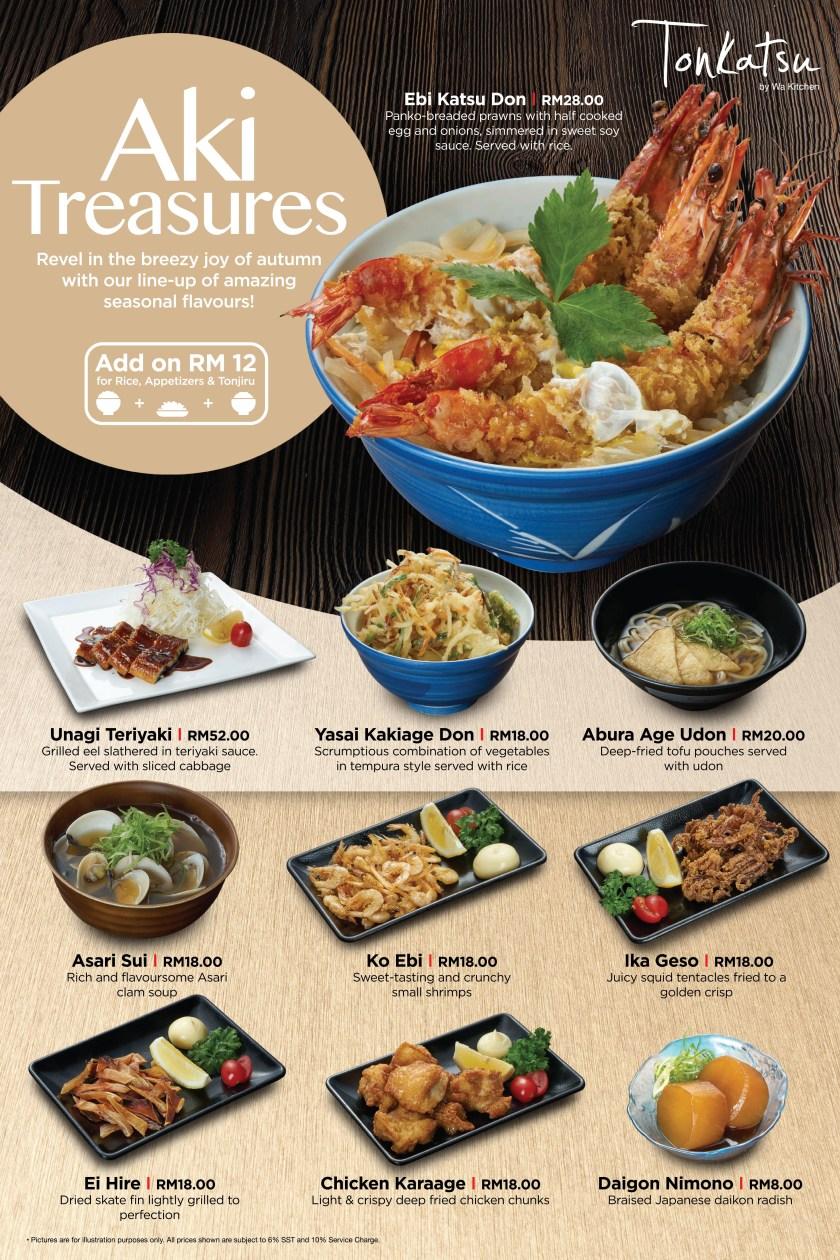 Aki Treasure Poster