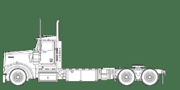 kenworth t300 ledningsdiagram