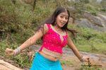 Shamna Kasim Hot Navel