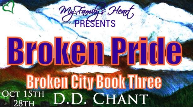 Broken Pride - Banner