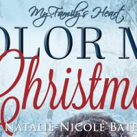 Book Blitz Color My Christmas
