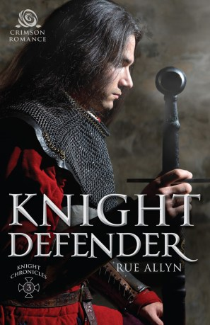 Knight Defender - Cover