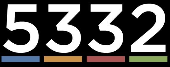 I'm a 5332