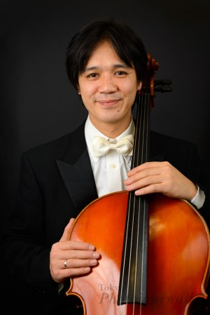 Members of the Tokyo Sinfonia