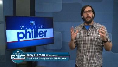 Tony Romeo Weekend Philler