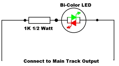 digitrax booster wiring diagram