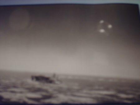 Plane Sees Ufo