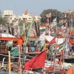 India, Veraval, industrial fleet (1)