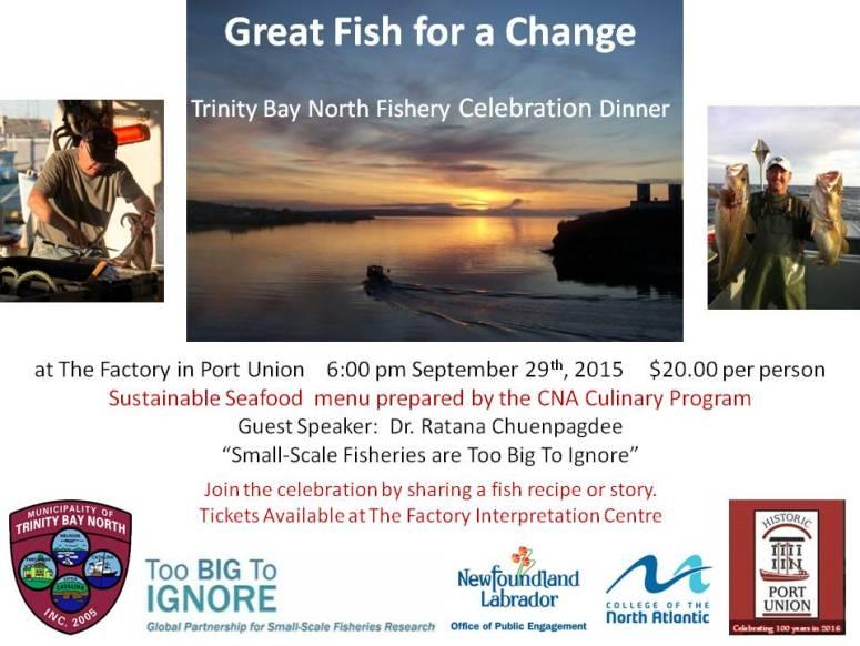 Port Union_Fishery Celebration Dinner