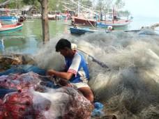 preparing net