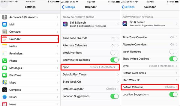 iPhone Google Sync 101 Sync Google Calendar with iPhone
