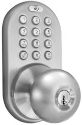 Electronic Touchpad Entry Keyless Door Lock