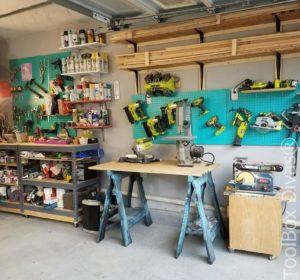 Garage - Toolbox Divas
