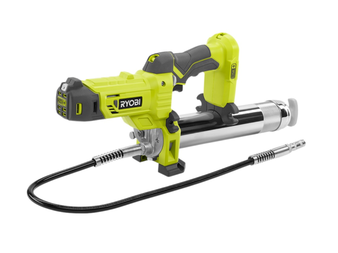 Electric Grease Gun Ryobi 18v Grease Gun P3410 Tool Craze