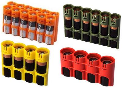 Powerpax Battery Holder Caddy