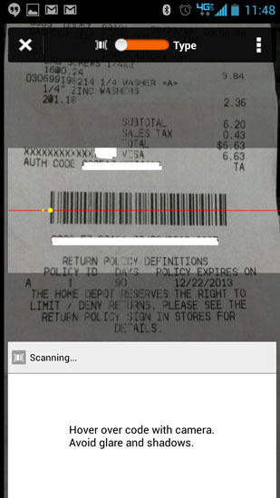 how to make a receipt online