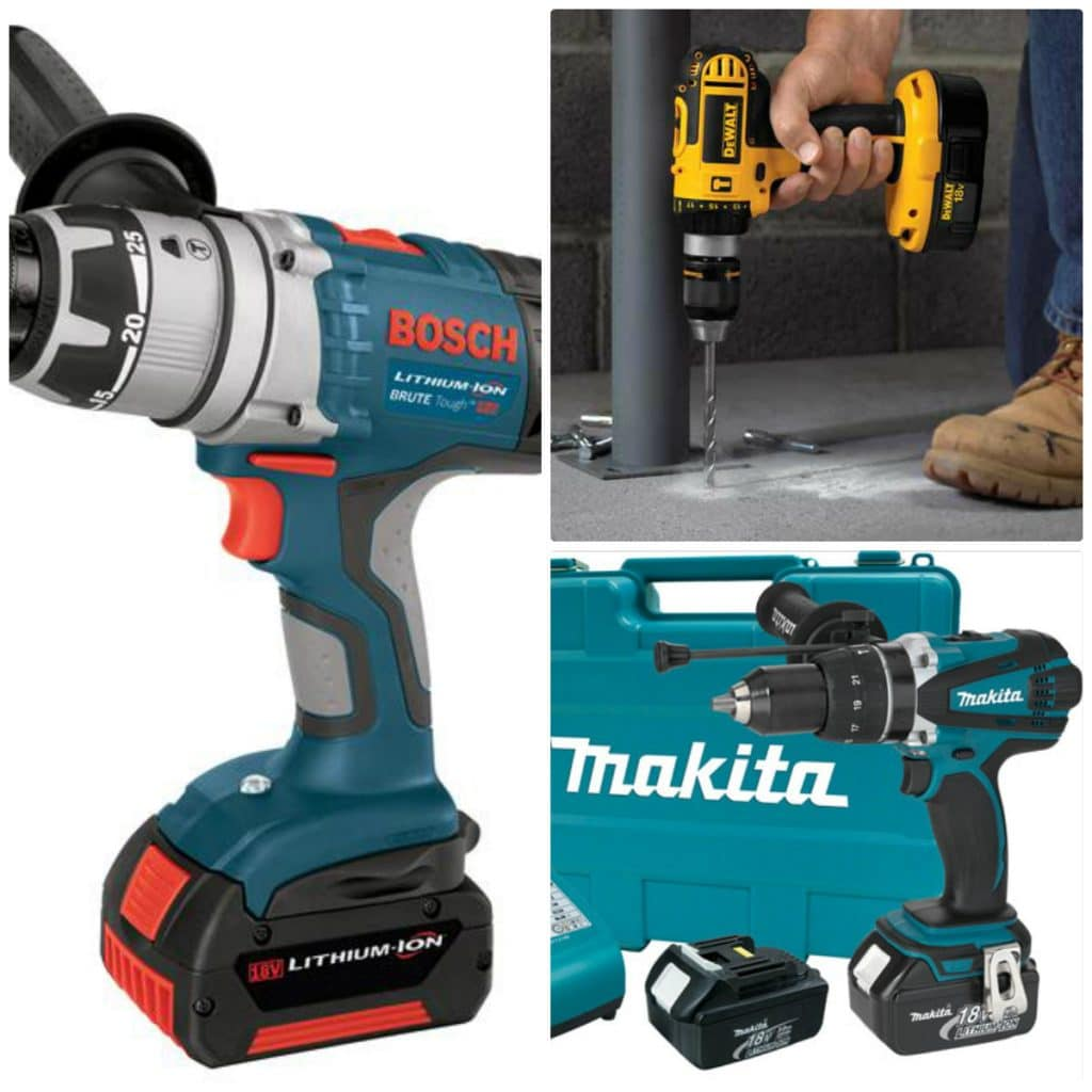 Beste Boormachine 5 Best Cordless Hammer Drill Reviews Of 2018 Tool Helps