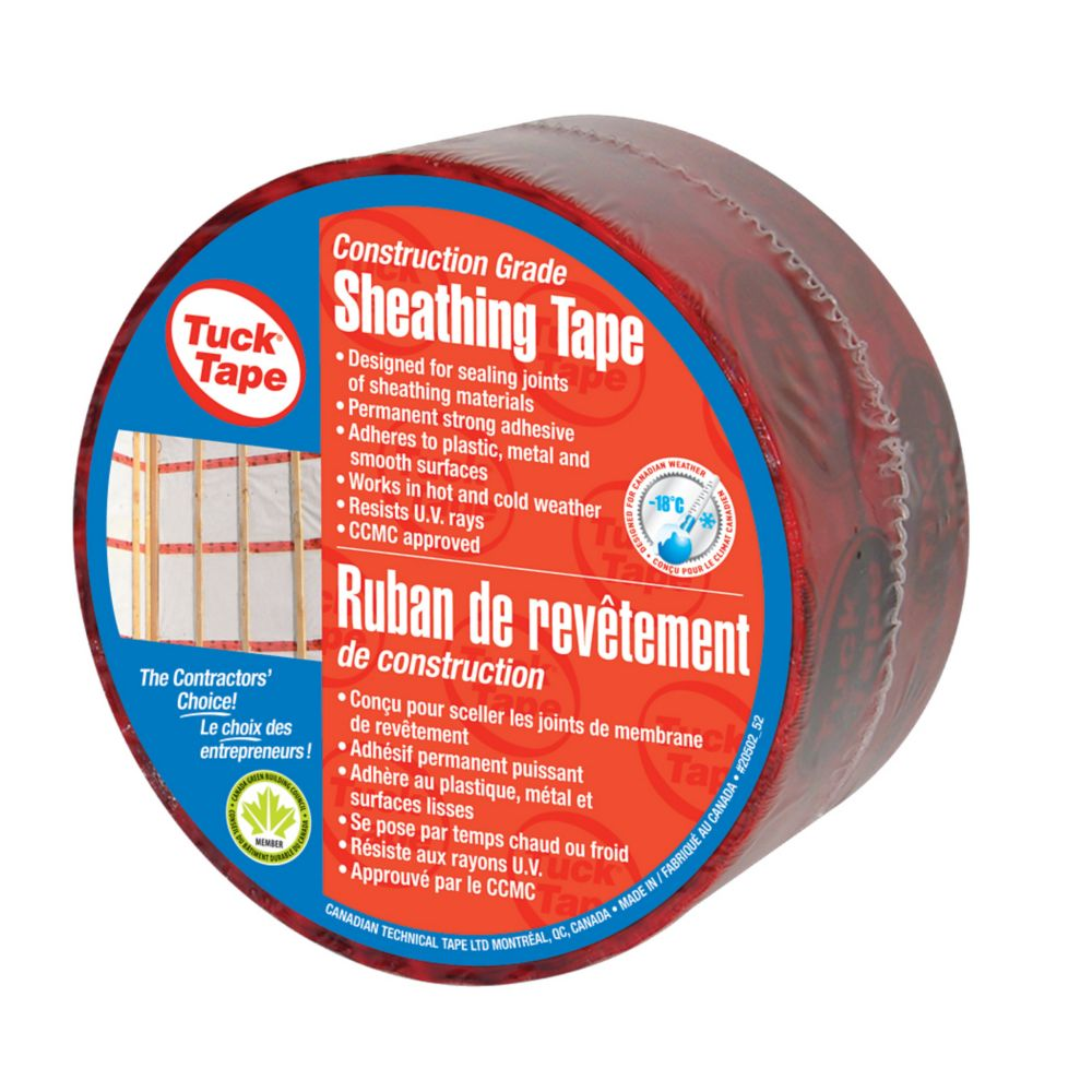 Tuck Tape Toolkit Building Supply