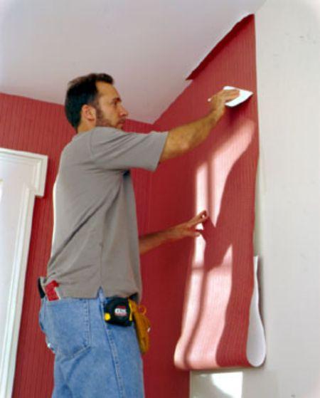 Tips On Hanging Wallpaper | Toolmonger