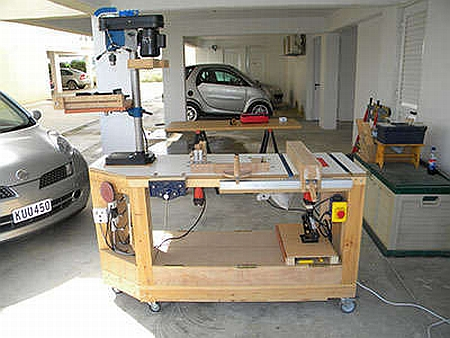 Woodwork garage wood workshop ideas pdf plans