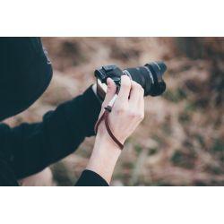 Small Crop Of Camera Wrist Strap