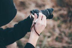 Small Of Camera Wrist Strap