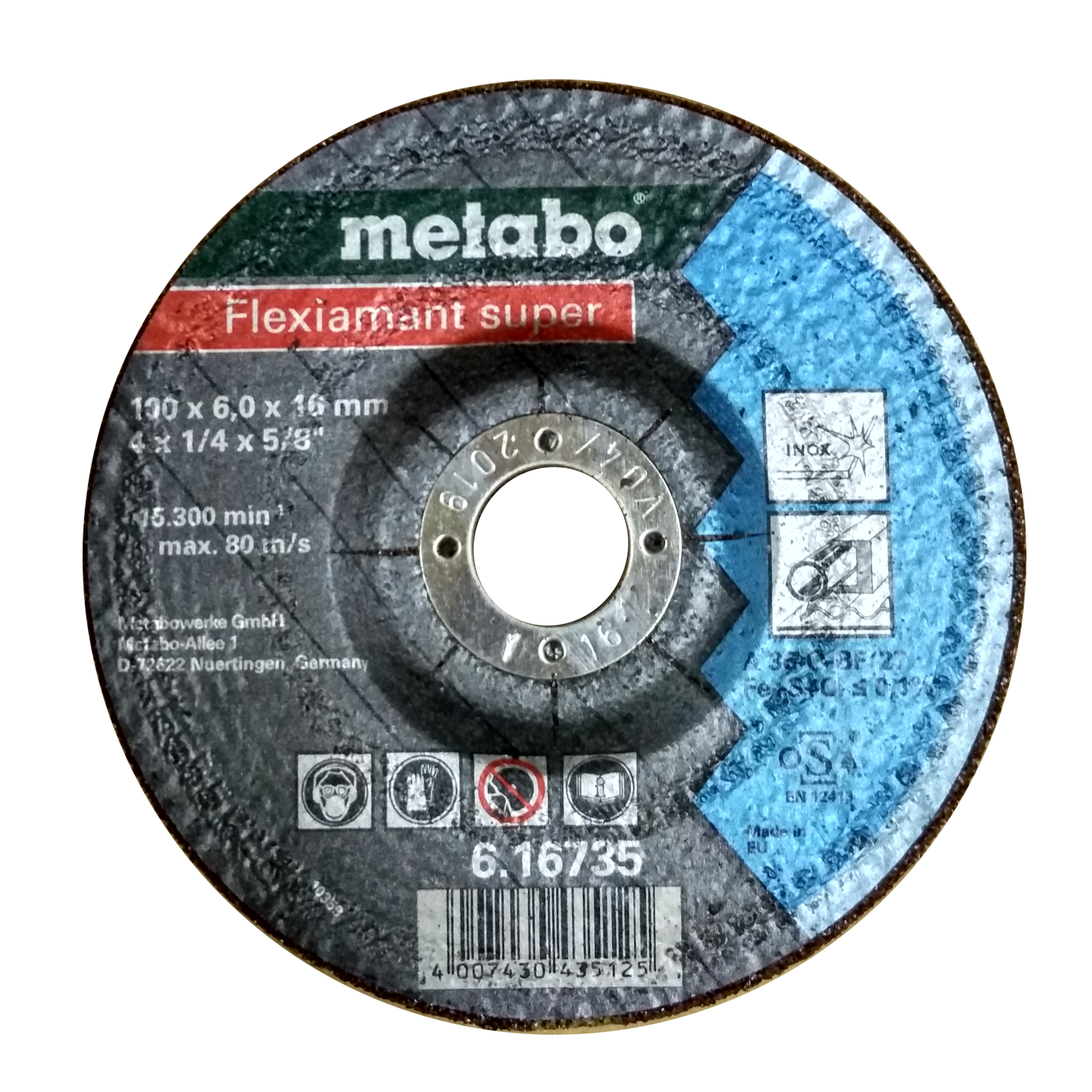 Grinding Disc Metabo Grinding Disc Tools From Us