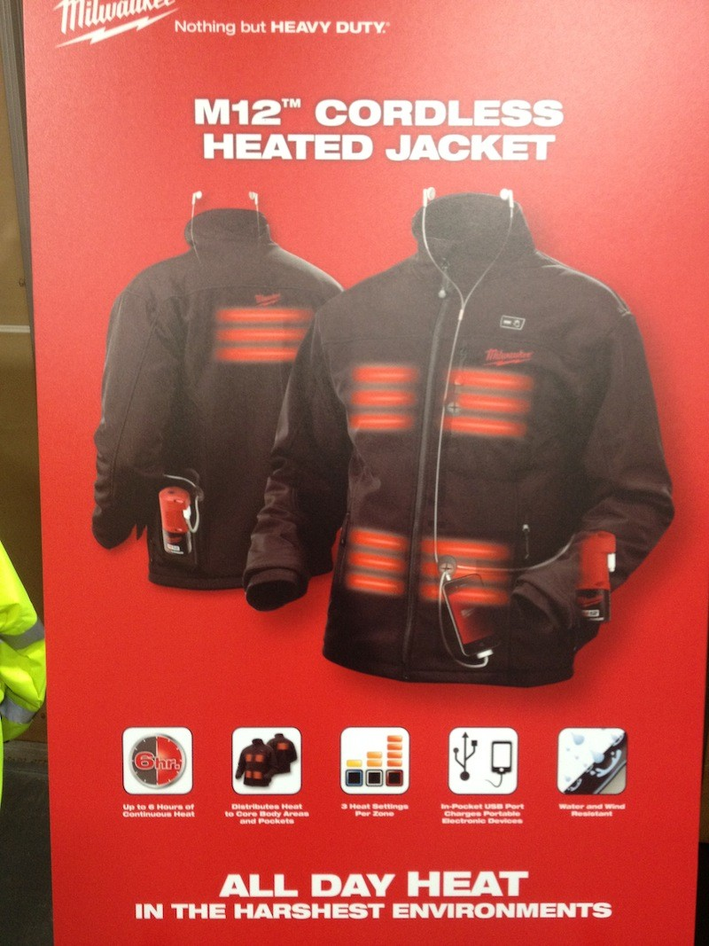 M12 Heated Jacket M12 M18 Heated Jackets O My How They Have Changed Tools In