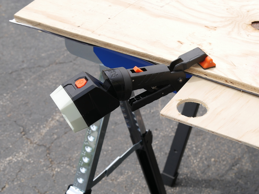 Clamp Light Klein Clamp Light Review Tools In Action Power Tool
